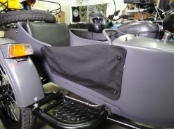 (New) Ural Cordura Sidecar Door (PN10271)
