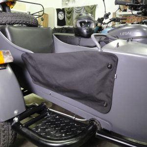 (New) Ural Cordura Sidecar Door (PN10271) (2013 Sidecar Door Not Pictured)