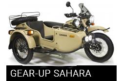 Sahara Ural 2016