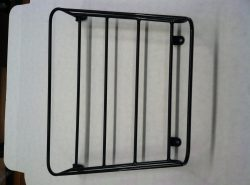 Black Nose Rack (PN10057-B)