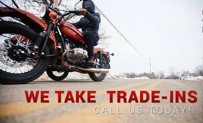 Trade ins