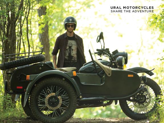 2016 Ural Brochure