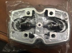 LH Cylinder Head With Valves For 2013 And Older