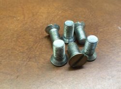 Old Style Clutch Screws