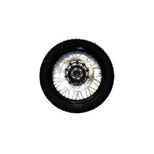 Front Wheel Assembly All EFI Bikes-BLACK