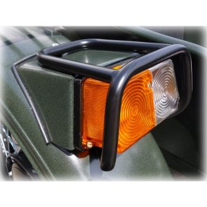 PROTECTIVE BRACKET FOR SIDECAR LIGHT, BLACK