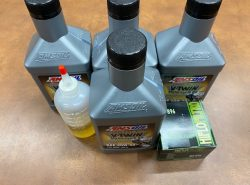 Ural Total Oil Change (All Synthetic Oil) Kit  (PN10231-EFI) 2014 And Newer