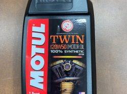 SAE 20W50 100% Synthetic Motul Oil