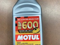 Dot 4 Brake Fluid MOTUL