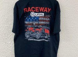 NEW Raceway Ural Tee-shirts